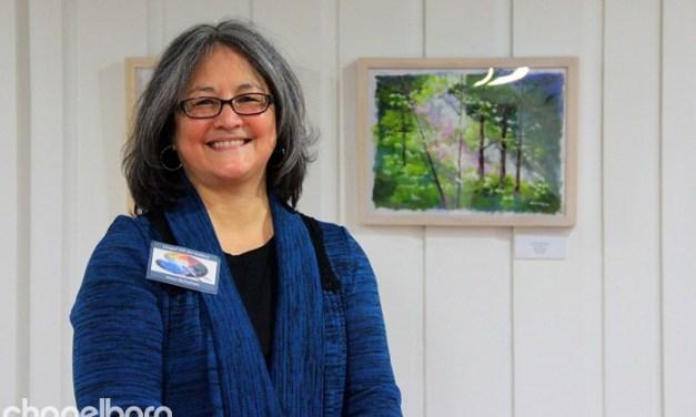 Artwalk at Chapel Hill Art Gallery
