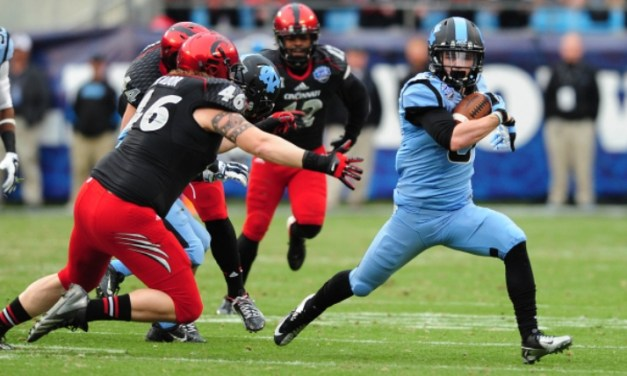 UNC's Ryan Switzer Named CFPA Punt Returner of the Year