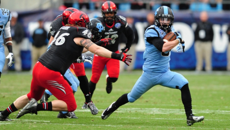 Sensational Switzer Confident in Second College Football Act