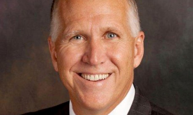 Sen. Tillis Testifies in N Carolina Legislative Bias Case