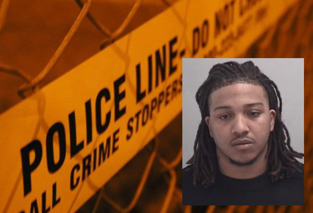 Friday Shooting Suspect Arrested