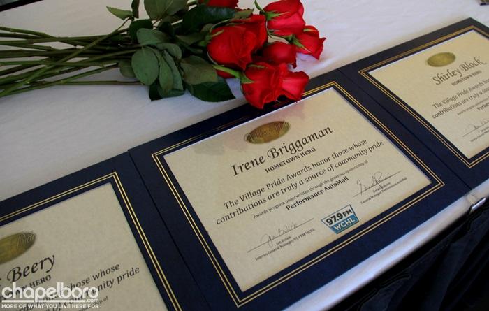 2014 Village Pride Awards-Part 1