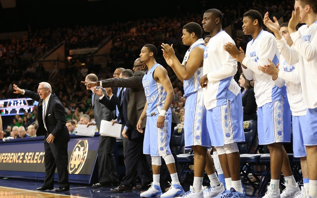 Hoops Rankings: ACC Soaring, Tar Heel Women Slide Down, Men Left Out