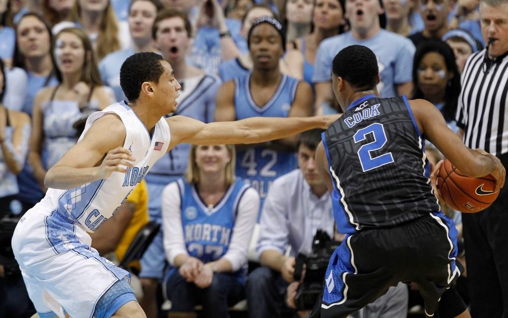 Carolina-Duke: Round Two at Cameron Indoor