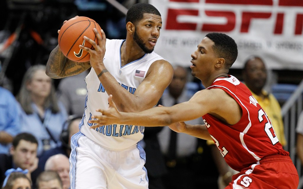 UNC Men Claim Third Straight ACC Win with Wolfpack Wallop