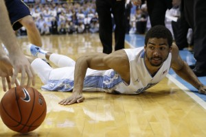 McAdoo hitting the hardwood (Todd Melet)