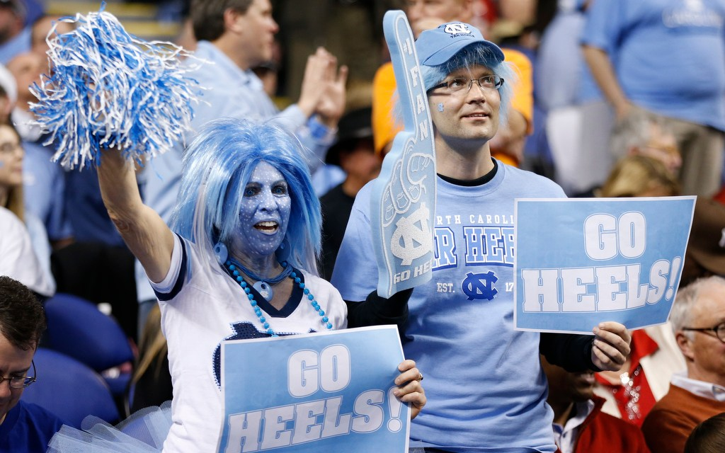 Tar Heels in San Antonio: A Conversation with UNC Athletics' Steve Kirschner