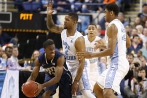 J.P. Tokoto on defense (Todd Melet)
