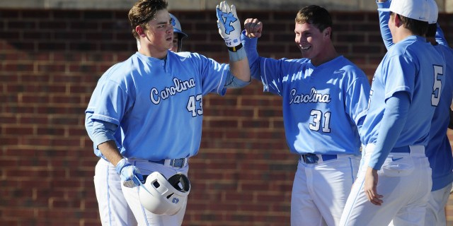 Carolina Baseball Records First Series Sweep of Season, Downs North Florida