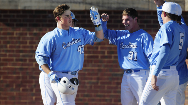 Diamond Heels Cruise Past Gardner Webb 7-1, Face Terps in Weekend Series