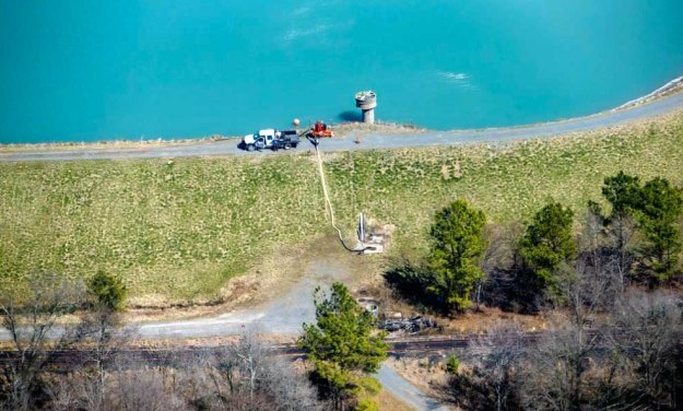 State Investigating Whether Duke Energy Leaked Contaminated Water At Chatham Co. Plant