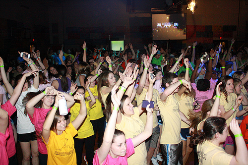 Don't Sit Down! Students Gear Up For UNC Dance Marathon Friday