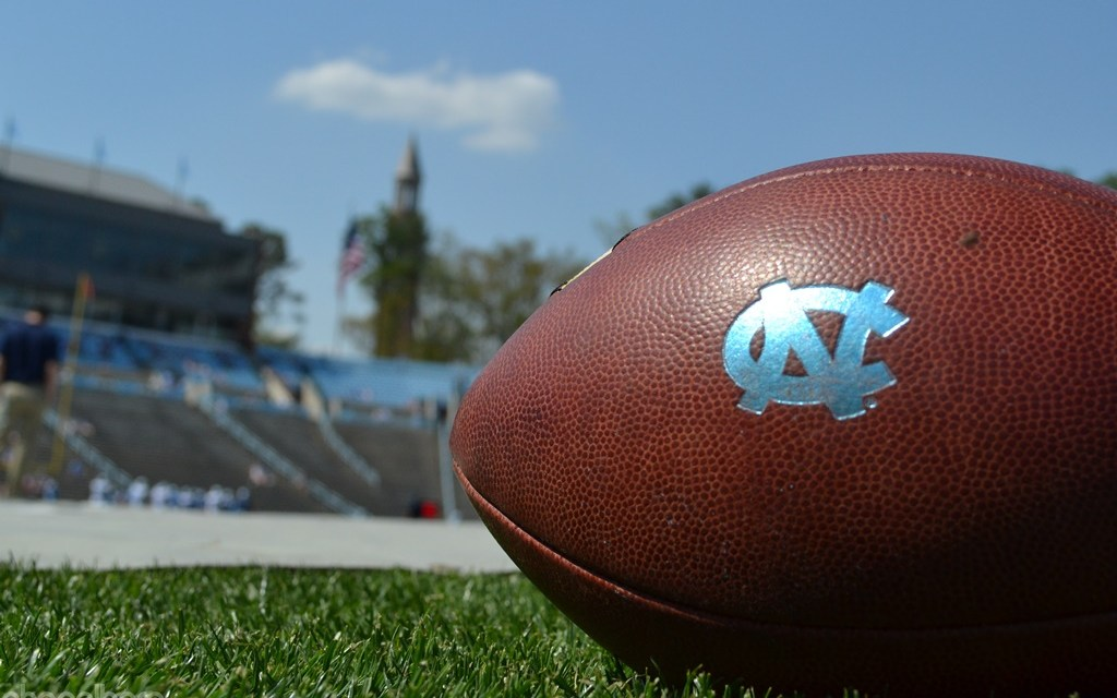 UNC Blue-White Spring Football Game