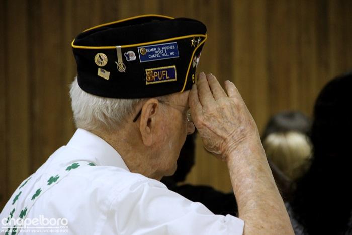 VFW Honors Fallen Heroes