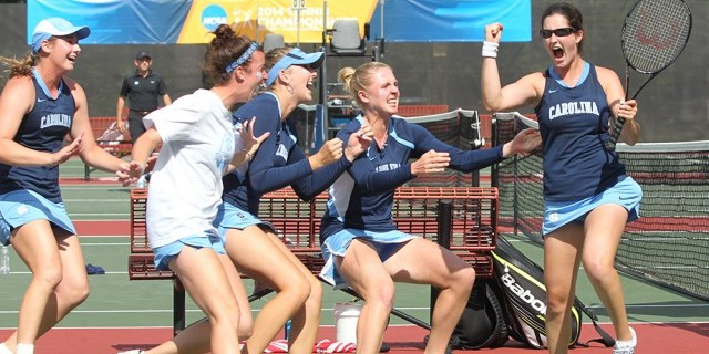 Tar Heel Women To Play For Program's First National Title