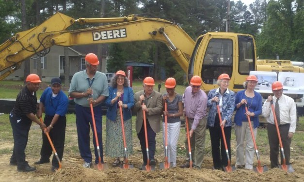 Local Leaders Break Ground on Rogers Road Community Center