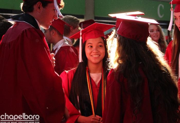 Cedar Ridge High School Graduation 2014!