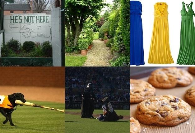 Ten Best Of May