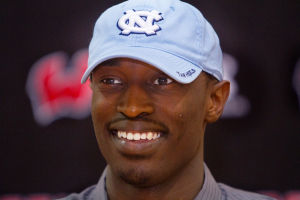 Theo Pinson (News & Record)