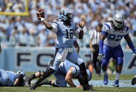 Marquise Williams airs one out (UNC Athletics)