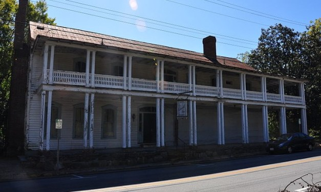 Reports of Smoke Spur Concerns Over Fate of Hillsborough's Colonial Inn