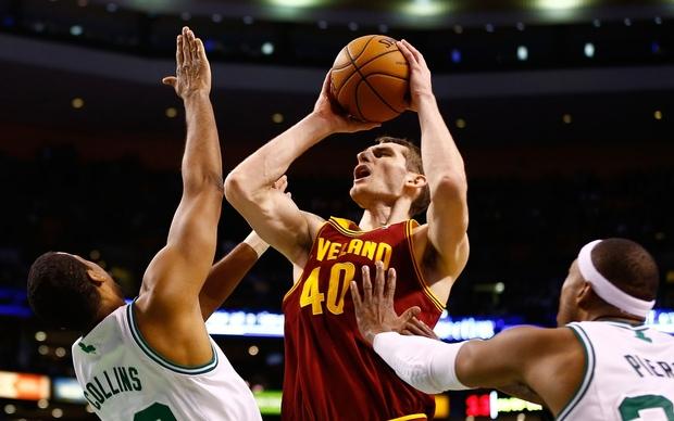 Tyler Zeller Traded to Boston Celtics