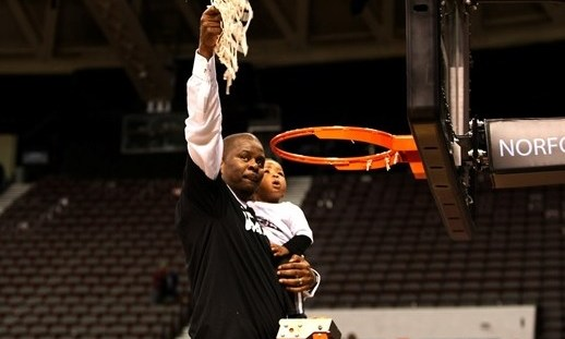 """For NCCU Coach Moton, """"The Worst Times Are The Best Times"""""""