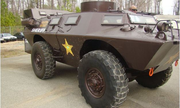 Local Leaders Want Information on Military Surplus Owned by Law Enforcement