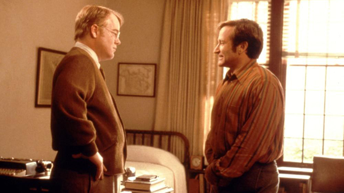 1998: Robin Williams' Visit To UNC