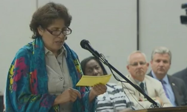 Third Fracking Rules Hearing Held Monday in Rockingham Co.