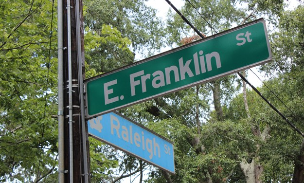 No Arrests Made in Franklin Street Celebration