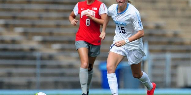 Women's Soccer: No. 17 Pepperdine Blanks No. 9 UNC, 1-0