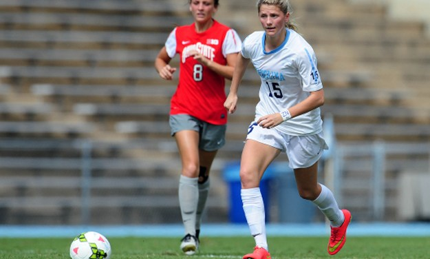 Women's Soccer: No. 17 Pepperdine Blanks No. 9 UNC, 1-0