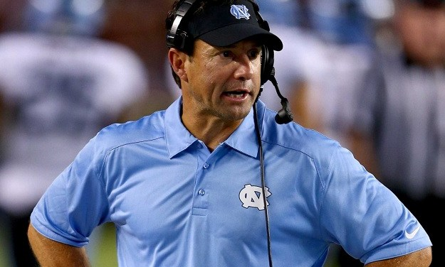 Coach Fedora Relishing UNC-ECU Rivalry, Chance for Revenge