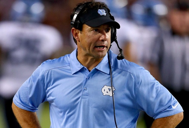 UNC Football: Four Suspended Vs Liberty