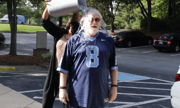Ron Stutts Takes #IceBucketChallenge