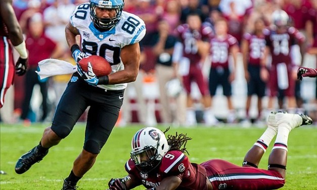 Ebron to Tabb: UNC TE's Turn To Embrace Spotlight