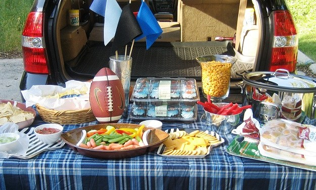 The Art Of Tailgating