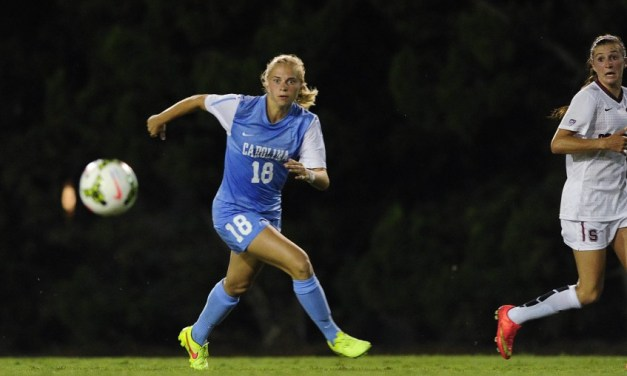 Buckingham's Goal Powers Tar Heels Past Tigers