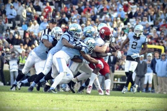 North Carolina vs. NC State – Football