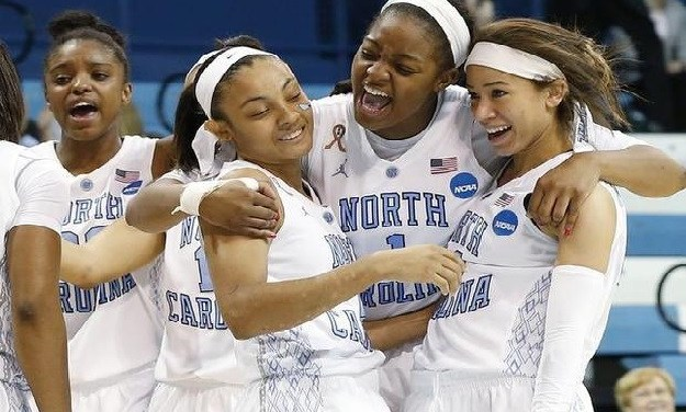 UNC Women's Basketball Tames the Great Danes