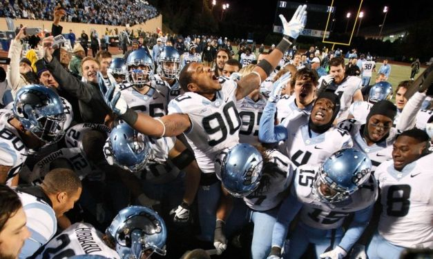 Competition, Toughness Frame UNC Football Spring