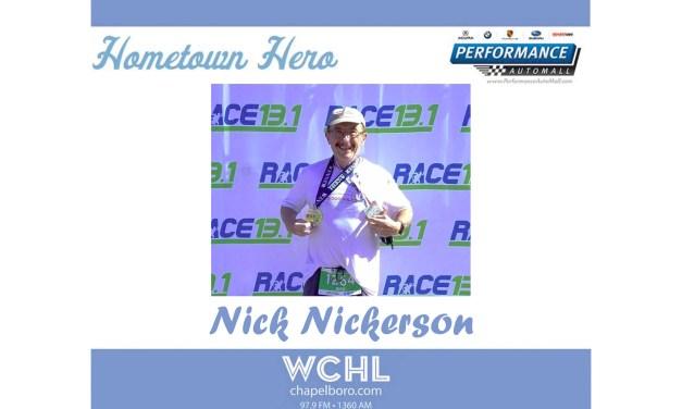 Hometown Hero: Nick Nickerson