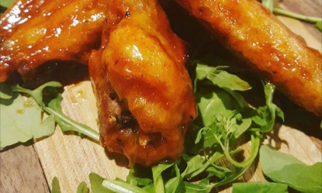 Where To Celebrate National Chicken Wing Day