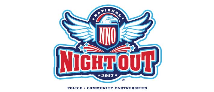 Police and Community Come Together Tonight for National Night Out