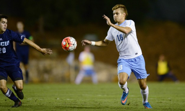 Alan Winn Selected 25th Overall by Colorado Rapids in MLS SuperDraft