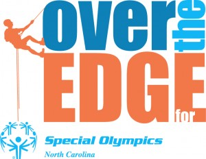 Chatham Sheriff Among Special Olympics Fundraisers Who Rappel 'Over the Edge'
