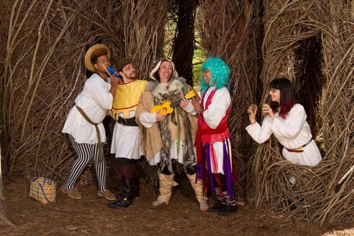 """This Friday, Catch """"Wants Upon A Time"""" In Hillsborough"""