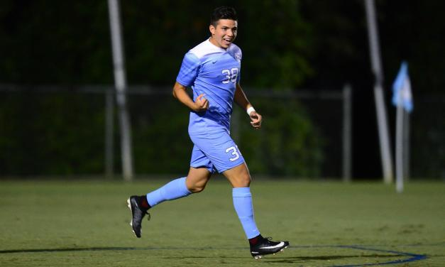 Blowout Over James Madison Hands UNC Men's Soccer Ninth Straight Win