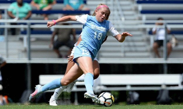 Russo Helps UNC Women's Soccer Eliminate NC State, Advance to ACC Tournament Final